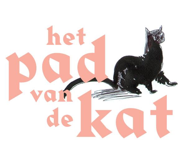 pad van de kat